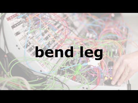 bend leg on youtube