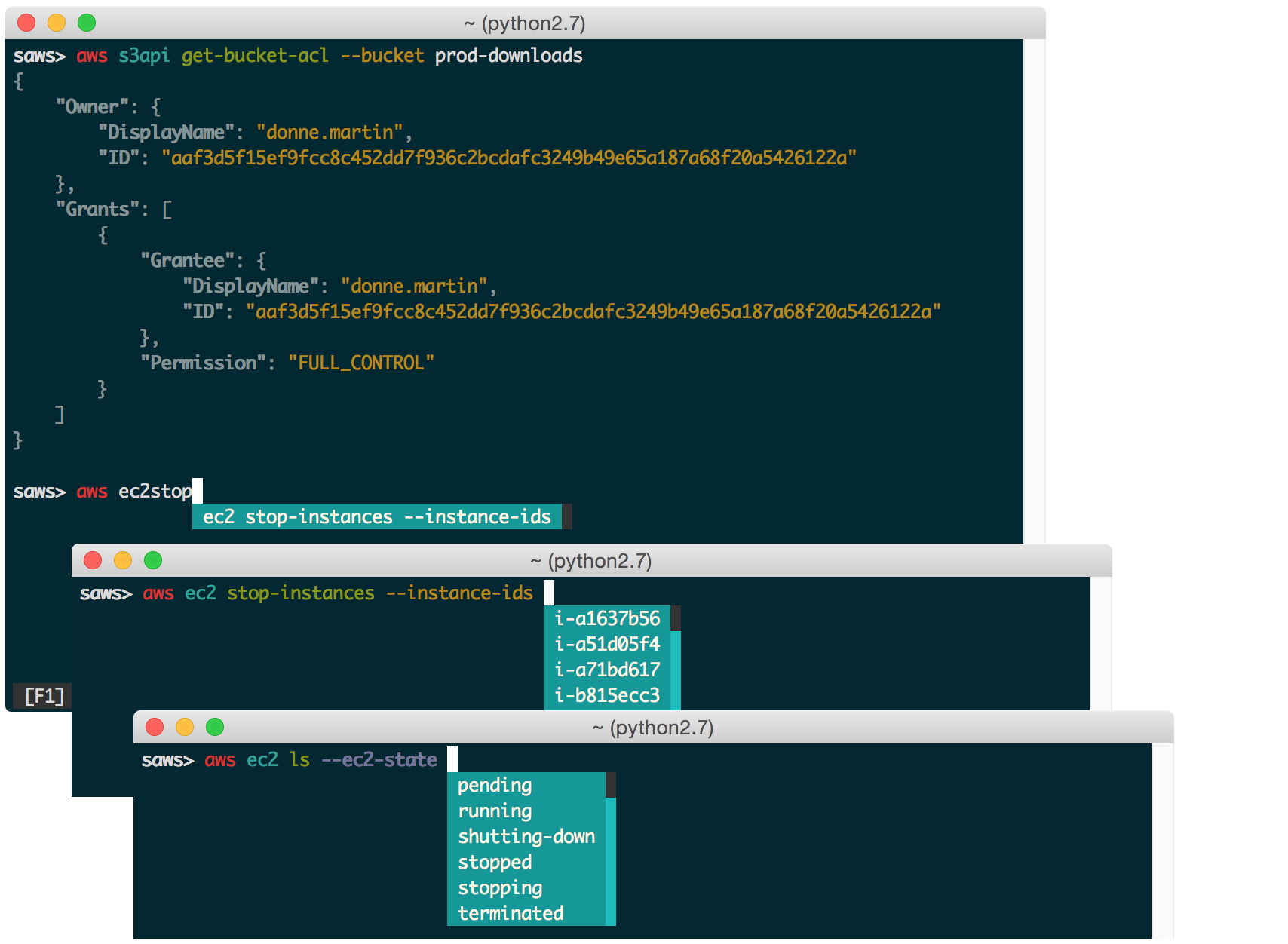 Add the AWS CLI Executable to Your Command Line Path