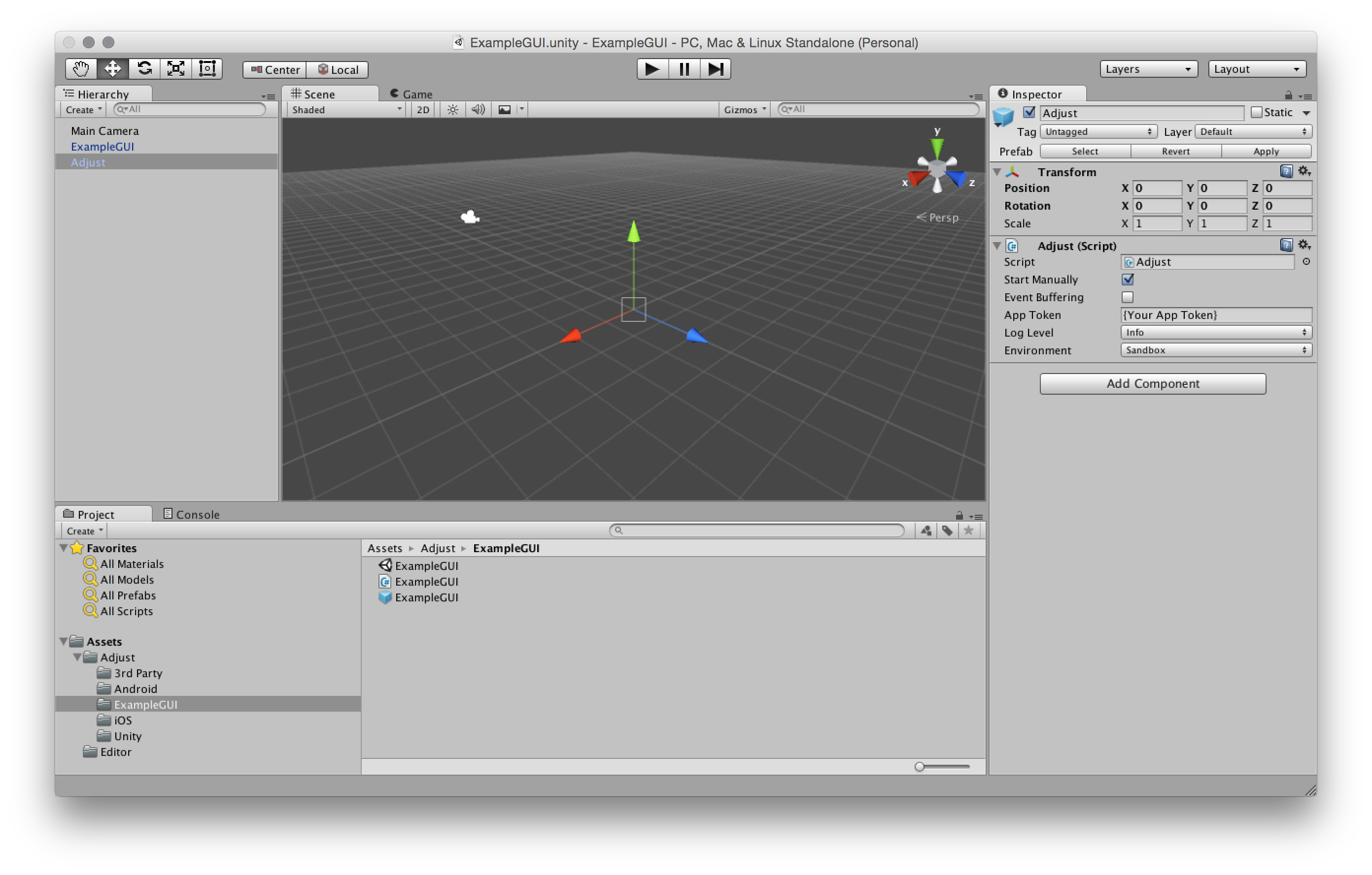 GitHub - adjust/unity_sdk: This is the Unity SDK of