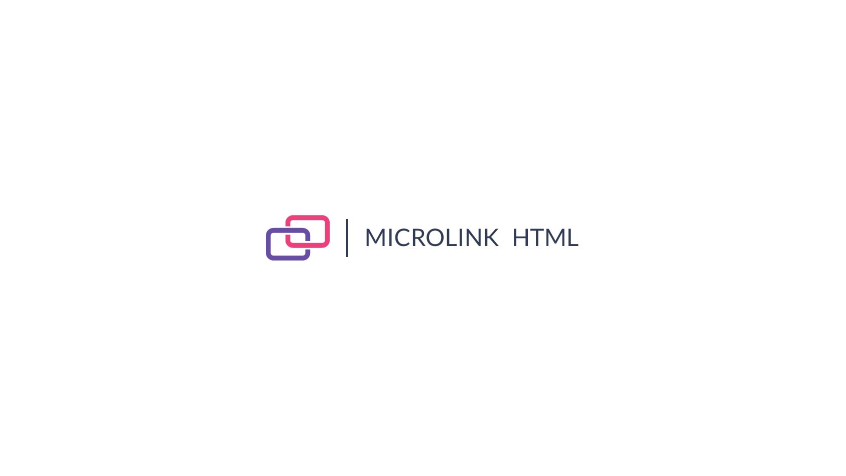 microlink html