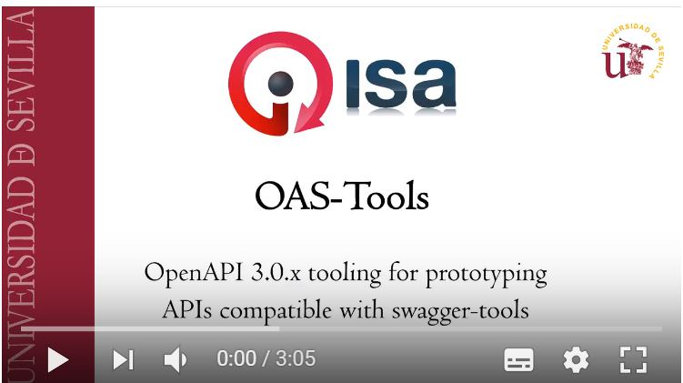 oas-tools introduction (v2.0.3)- Click to Watch!