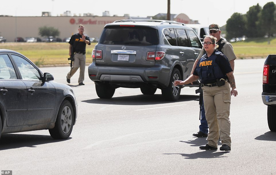Multiple injuries reported in active shooter incident in
