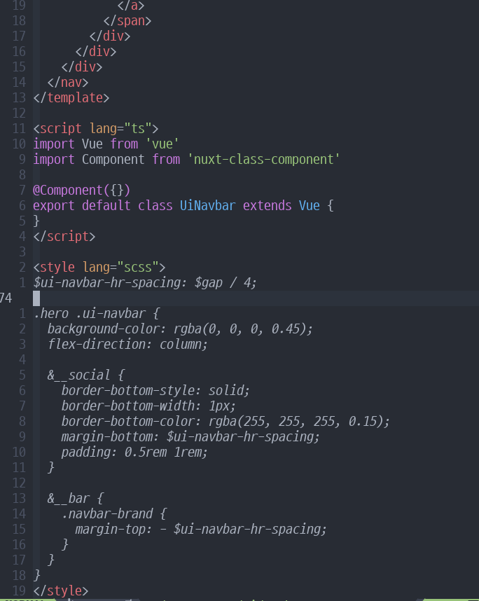 style tags not syntax highlighting · Issue #102 · posva/vim-vue · GitHub