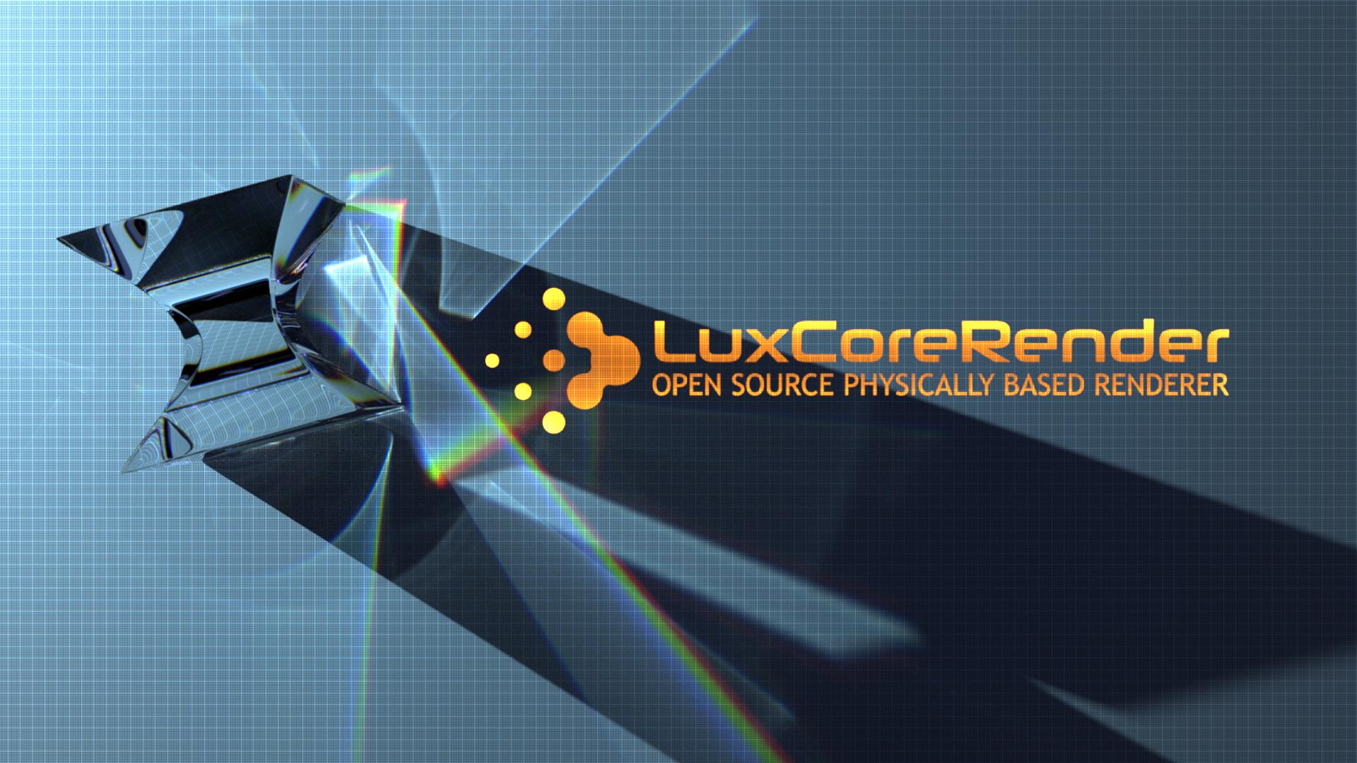 LuxCoreRender alt text