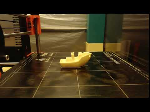 A Timelapse of Benchy