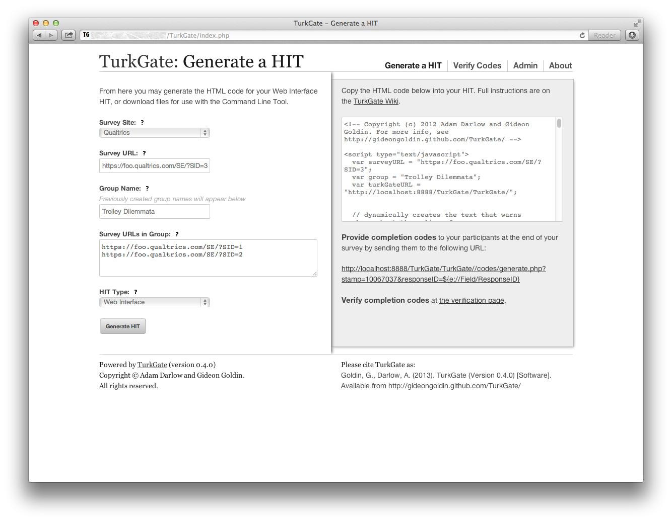 TurkGate Screenshot