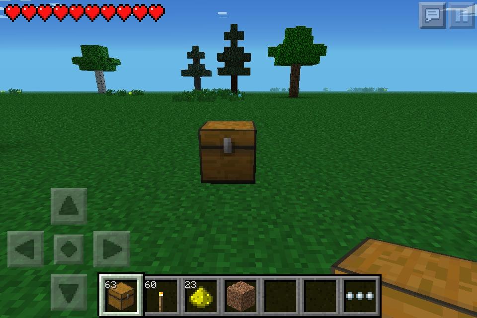 Locate a chest box