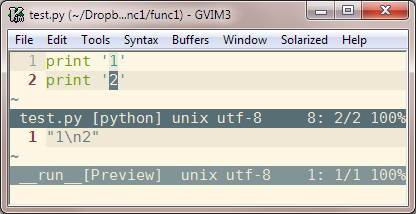 Broken output: multiline as singleline string · Issue #350