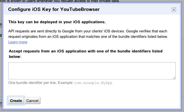 GitHub - maximbilan/iOS-YouTube-Browser: iOS YouTube Browser