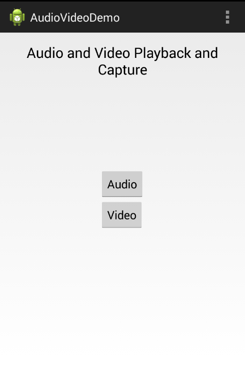 Android video camera github | Android Studio Tutorial  2019