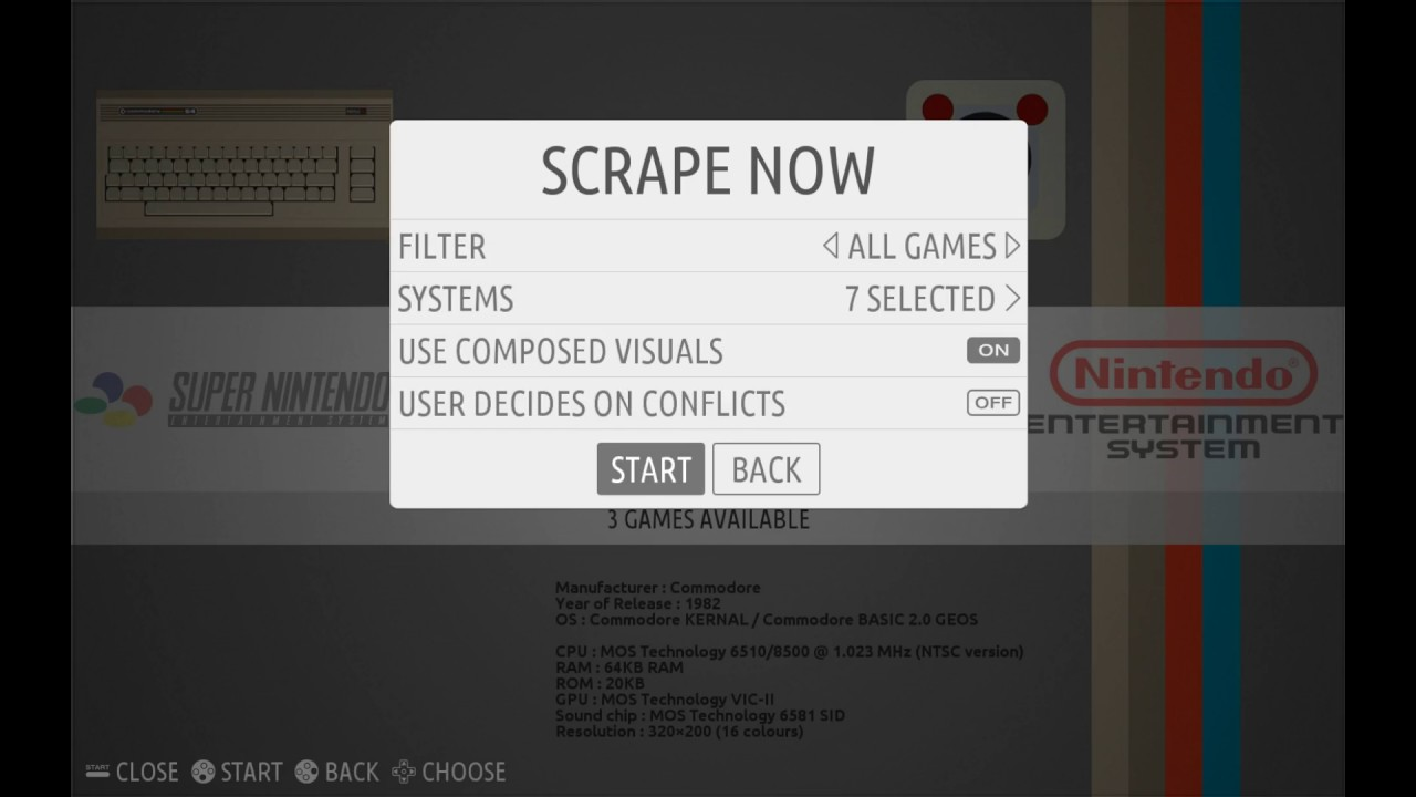 Scrapers (EN) · recalbox/recalbox-os Wiki · GitHub