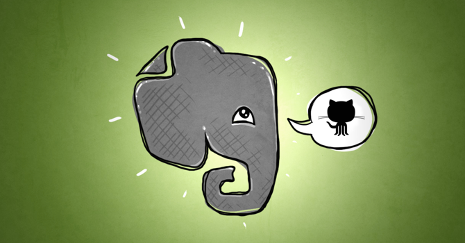 Evernote and Gist