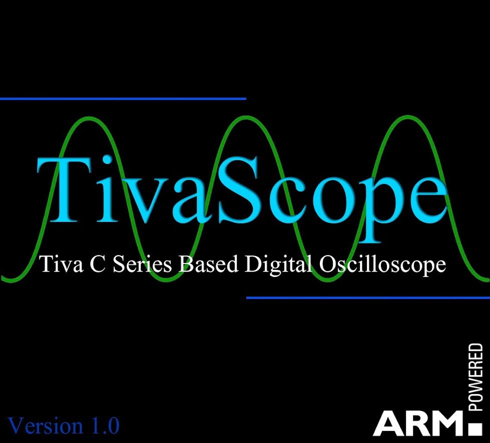 GitHub - selcukc/TivaScope: Tiva C Series LaunchPad Based