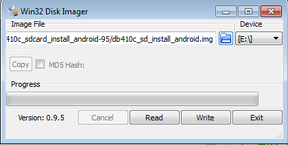 Dragonboard 410c Installation Guide for Linux and Android