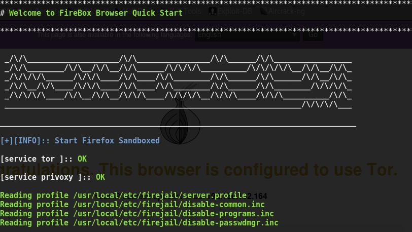 GitHub - bxlcity/firebox: Run Firefox Sandboxed with