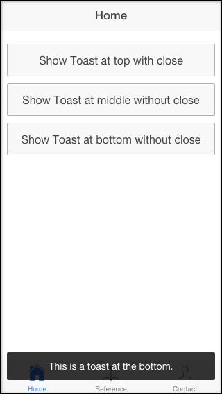 ionic-toast bottom
