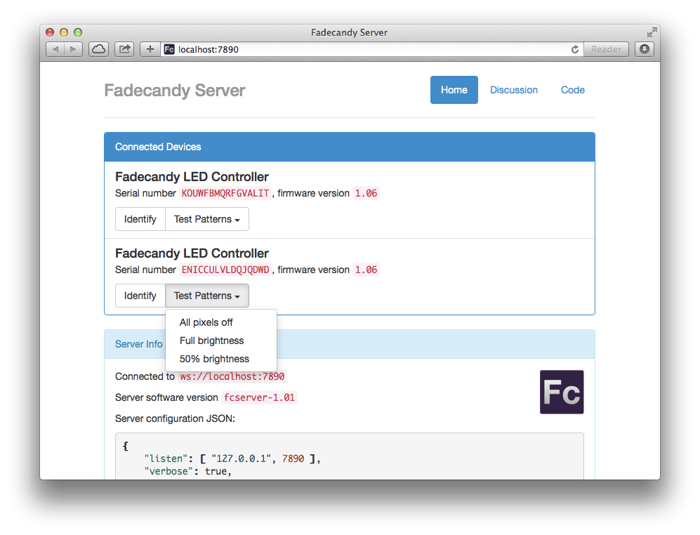 GitHub - scanlime/fadecandy: Easy to use open source hardware to