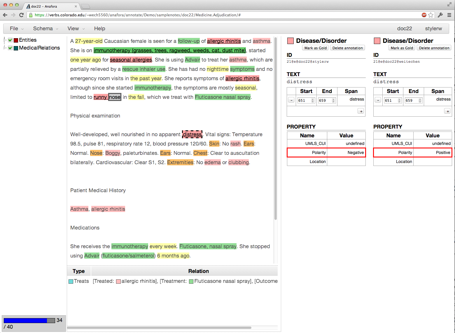 GitHub - weitechen/anafora: Anafora is a web-based raw text
