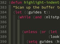 column method screenshot
