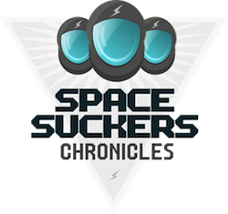 Space Suckers Chronicles logo