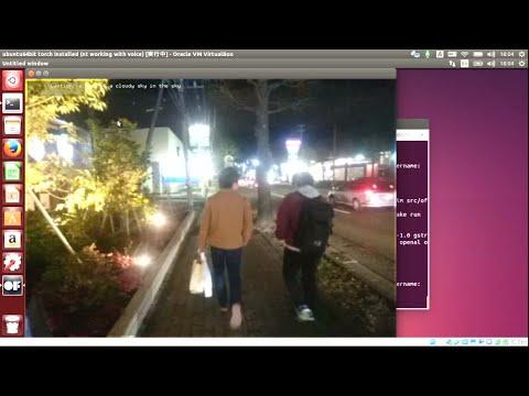 NeuralTalk Night Walk With Voice