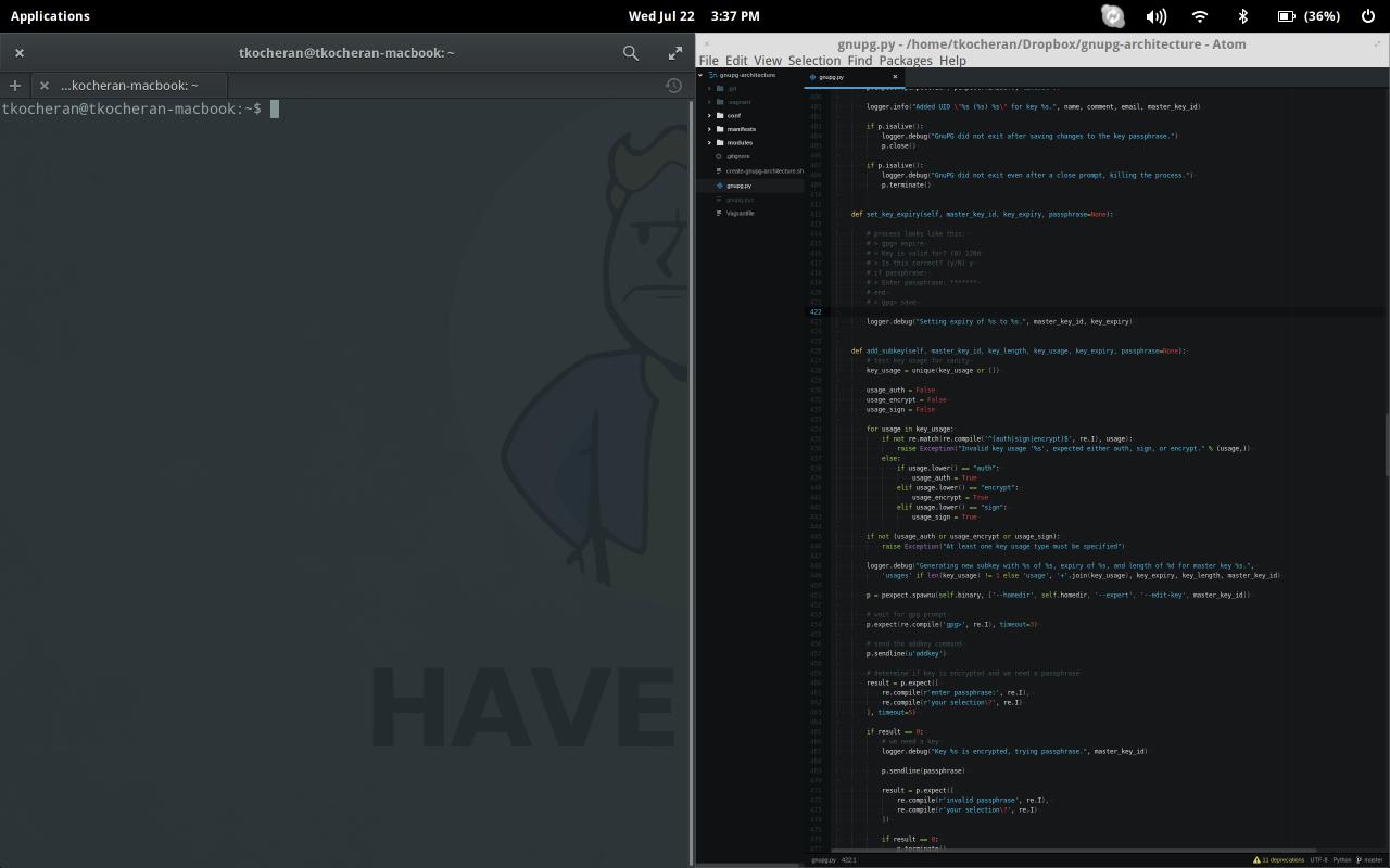 Huge fonts on HiDPI displays · Issue #3826 · atom/atom · GitHub