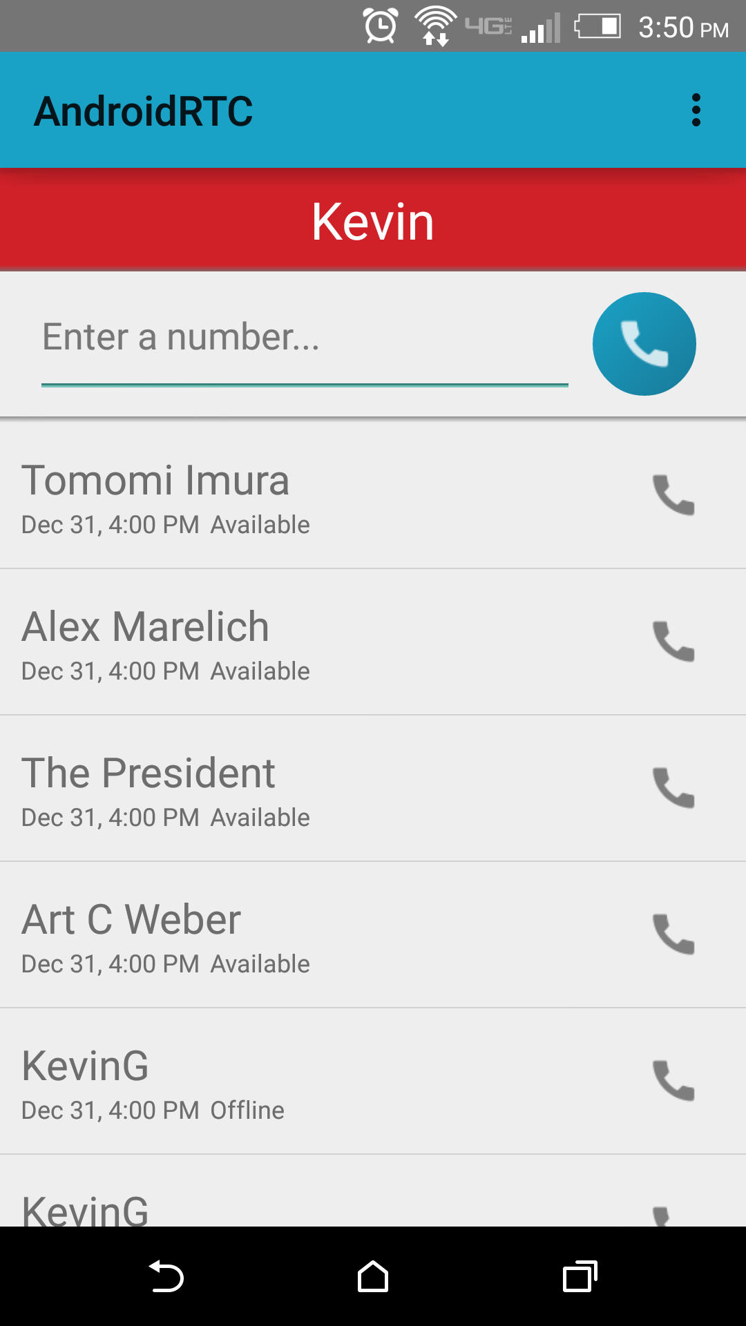 The Video Chat App Android Github {Forum Aden}