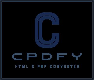 cPDFY Logo