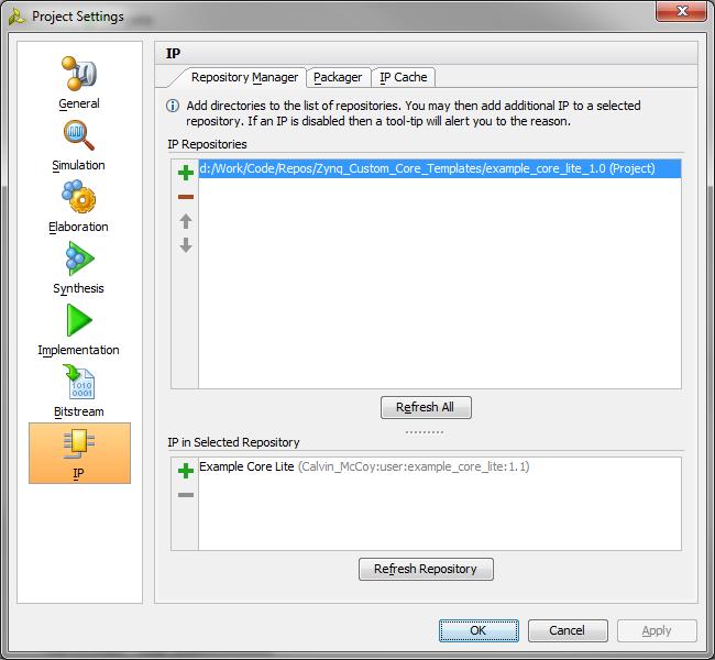 Zynq_Custom_Core_Templates/README md at master · inmcm