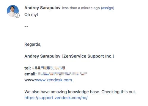 GitHub - zendesklabs/zignatures: Zendevian 2017 app