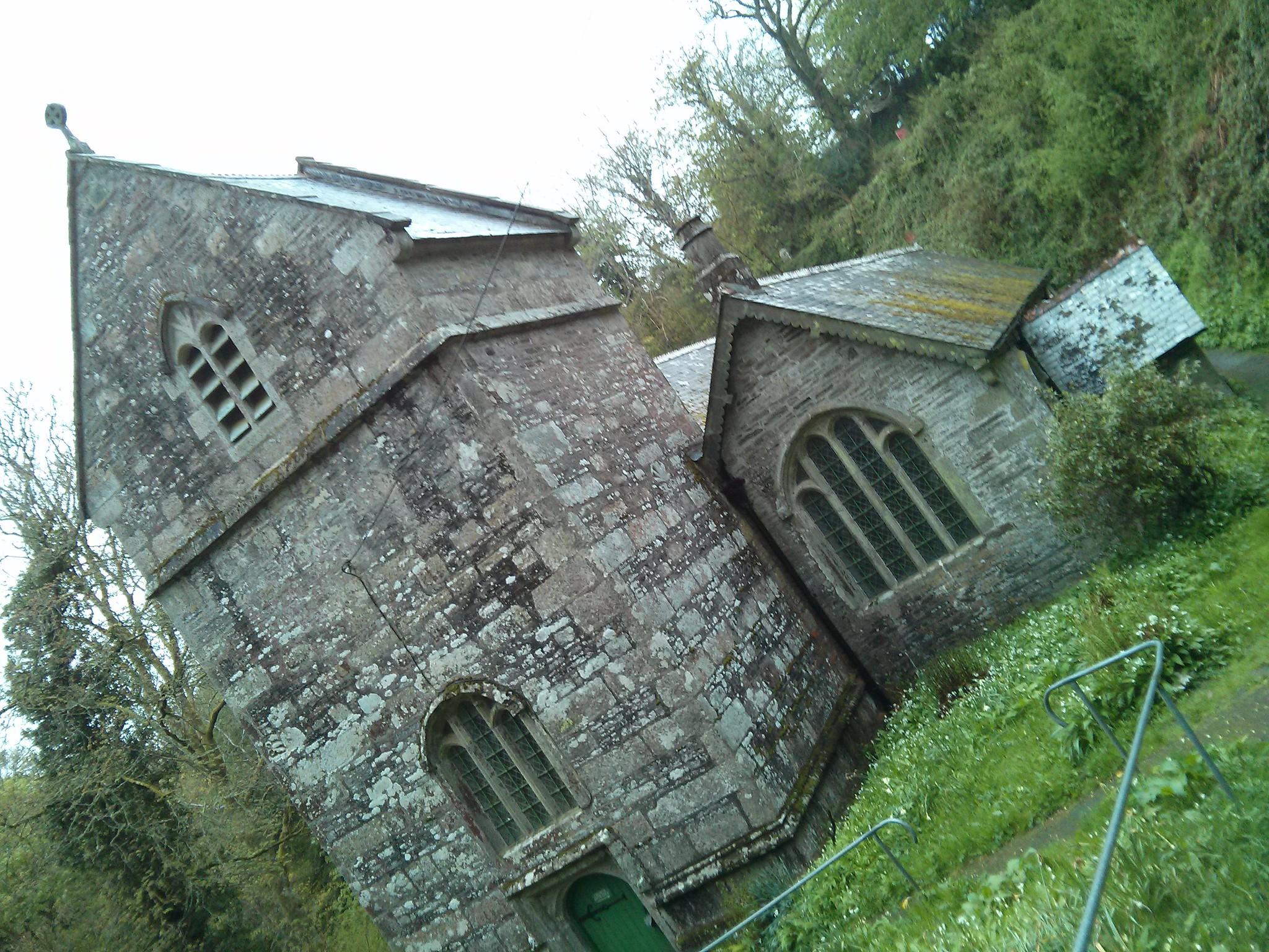 Minster Church, Boscastle
