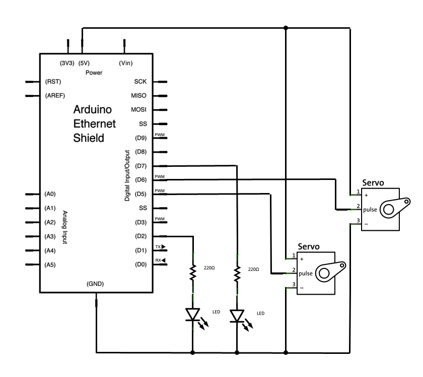 Github tonybeltramelli arduino remote controlled glass