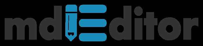 mdEditor Logo