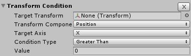 Transform Condition