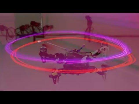 Drone Pilot - Trajectory controller (raspberry pi + naze32)