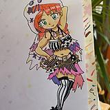 Thabasa cosplay drawing
