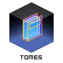 Tomes Logo