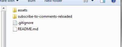 StCR Pre Release folder