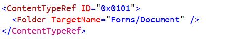 XML Closing Tags