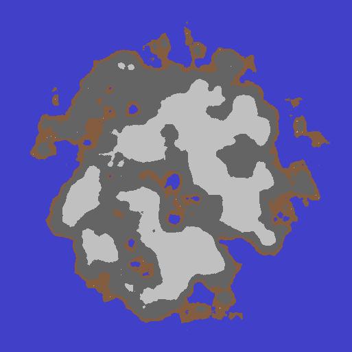 island terrain