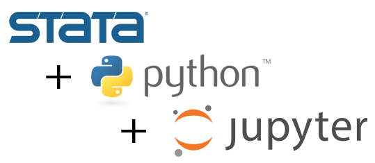 Combine Python with Stata using IPyStata
