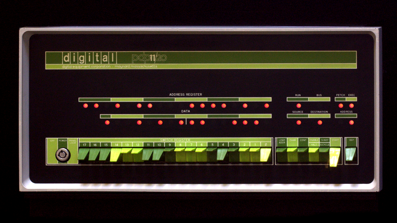 Digital PDP 11/20