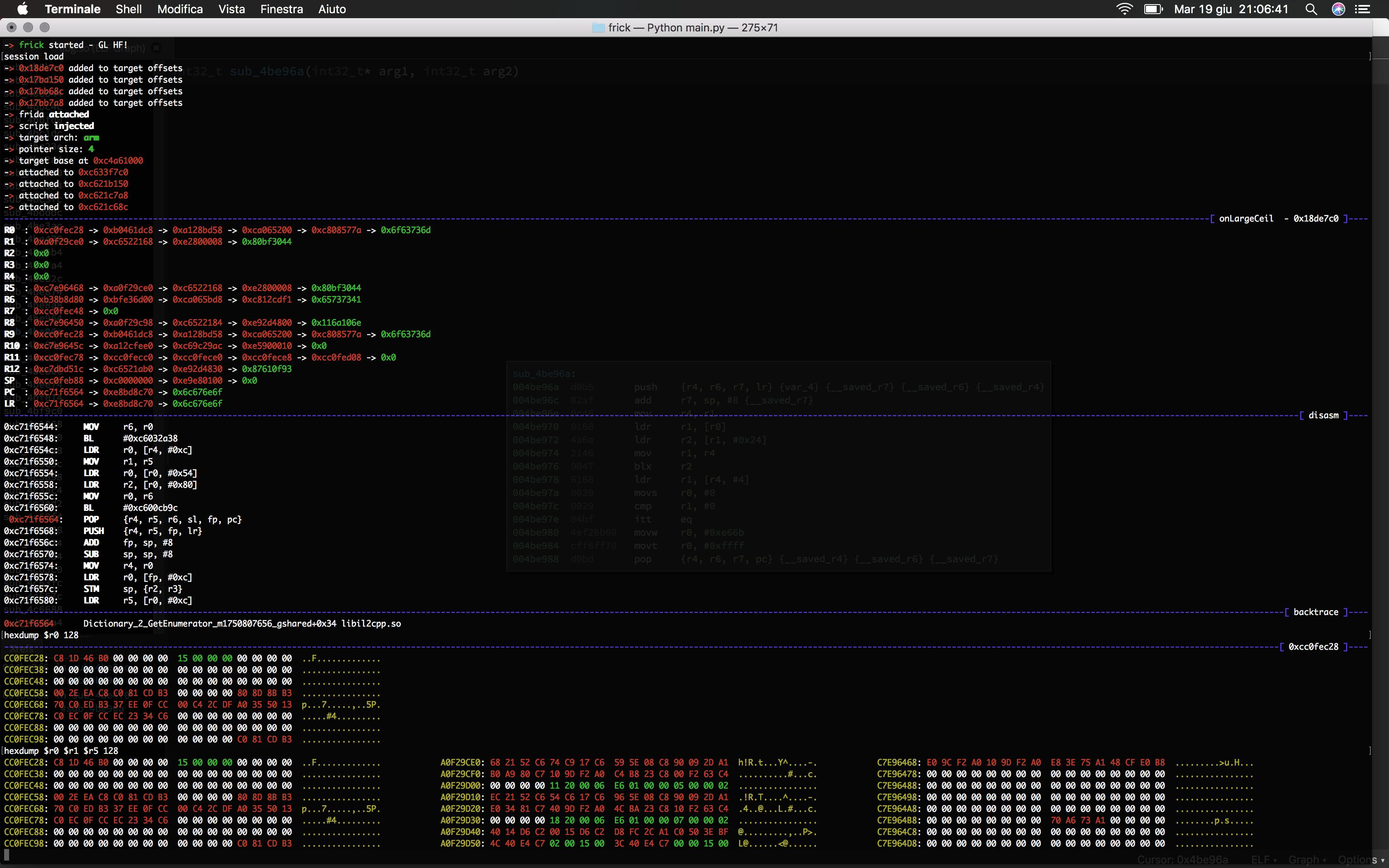 GitHub - iGio90/frick: frick - aka the first debugger built on top