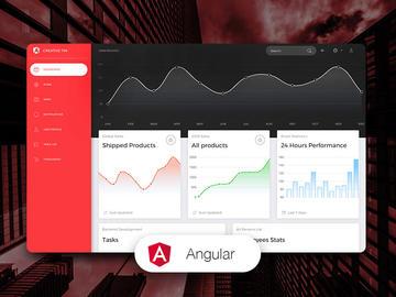 Now UI Dashboard Angular