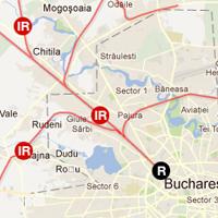 Romanian railways(CFR)