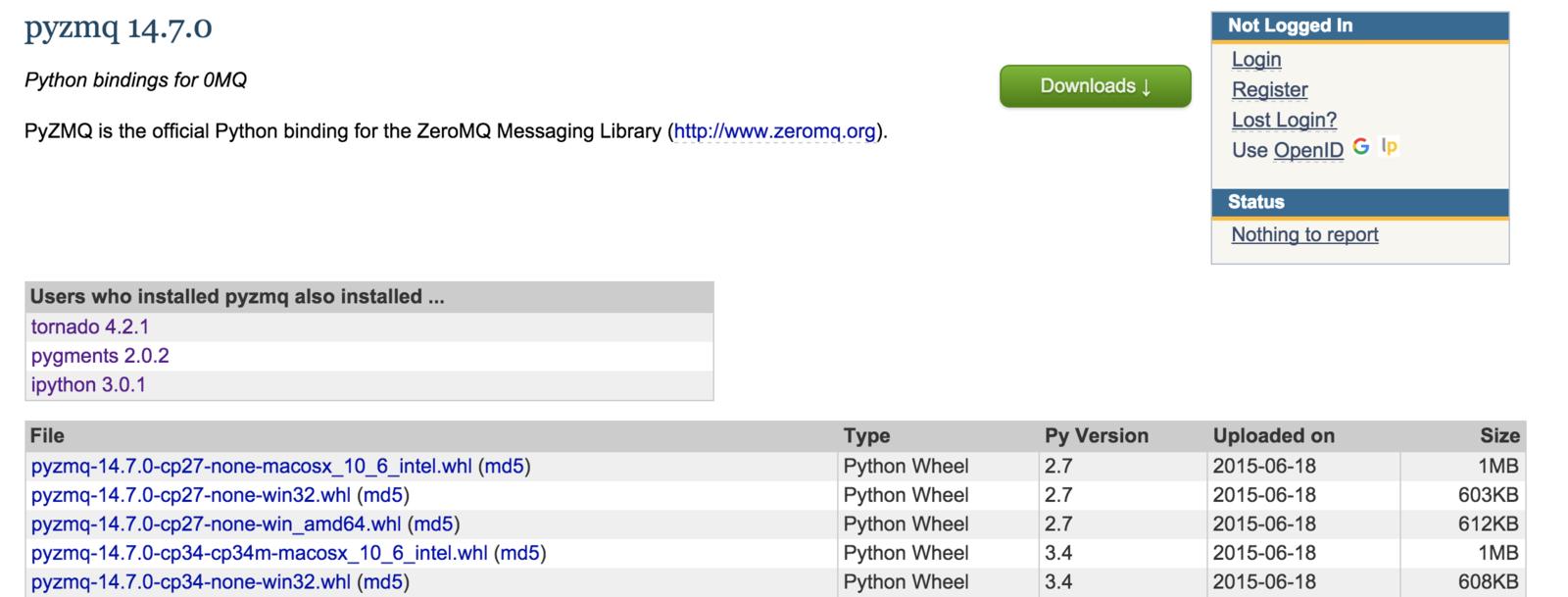 GitHub - CamDavidsonPilon/PyconCanada2015: My scrapers, data