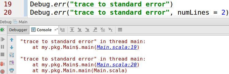 Scala Example