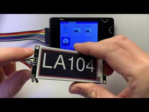 LA104 OS Review video