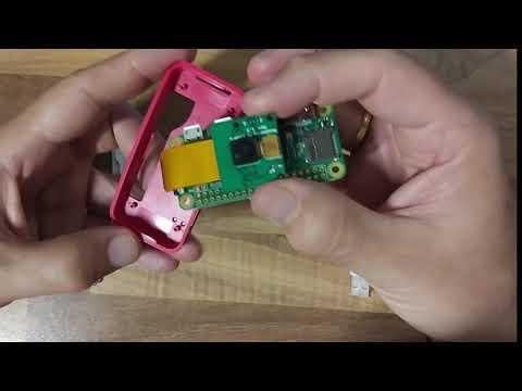 Vídeo: Montaje de una Raspberry Pi Zero W para realizar timeLapses