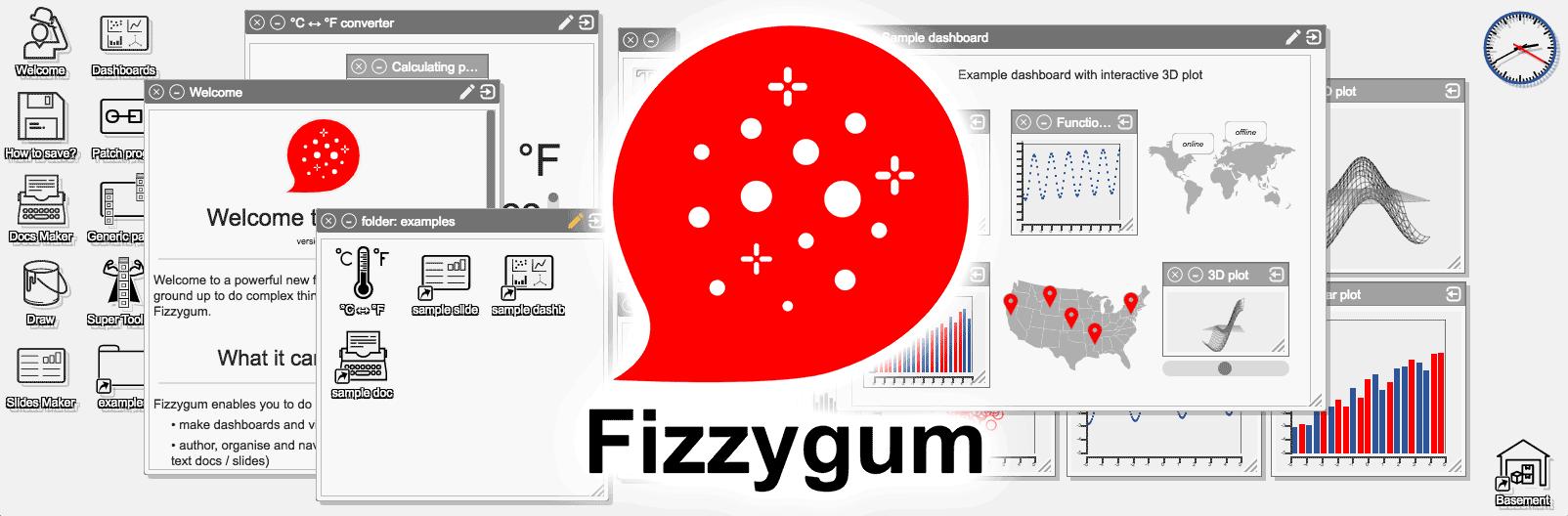 Fizzygum header